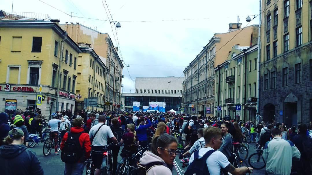 «Большой велопарад»