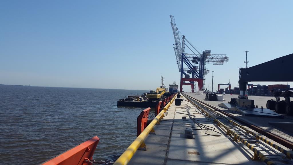Порт «Бронка» заключил договор с Университетом
